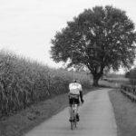 endurance du cycliste