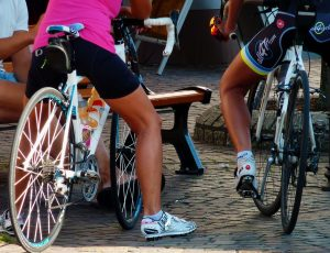 cadre de vélo pour femmes
