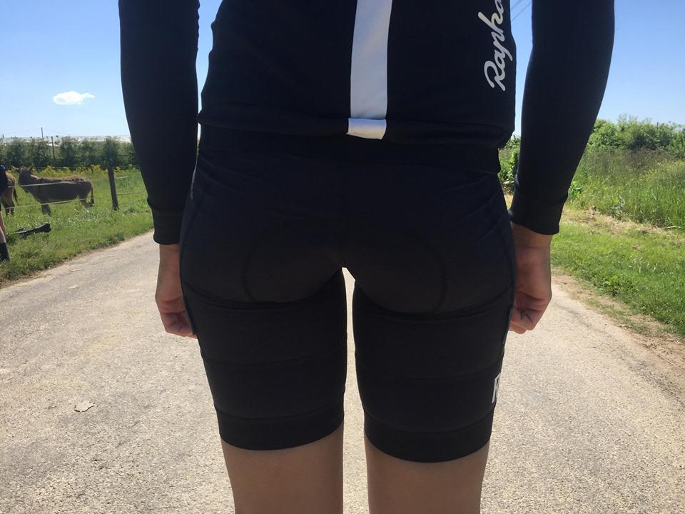 Women's Pro Team Training Bib Shorts
