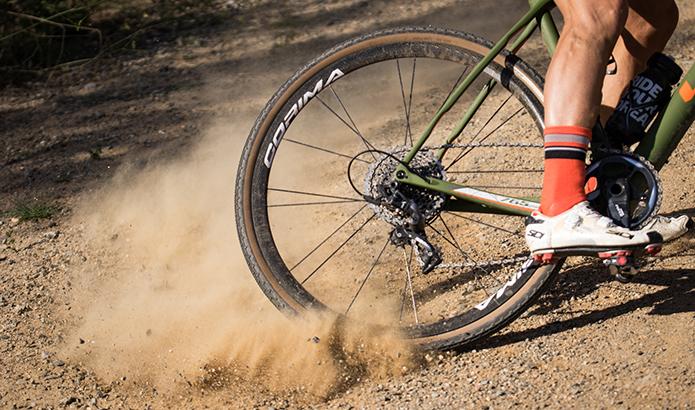 vélo de gravel