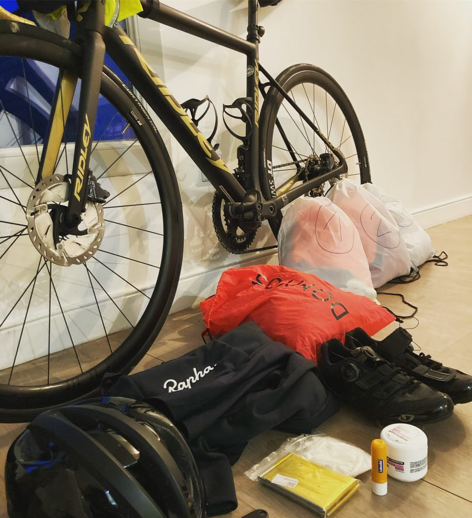entraînement ultracyclisme