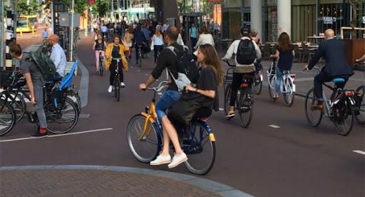 cyclisme aux pays bas