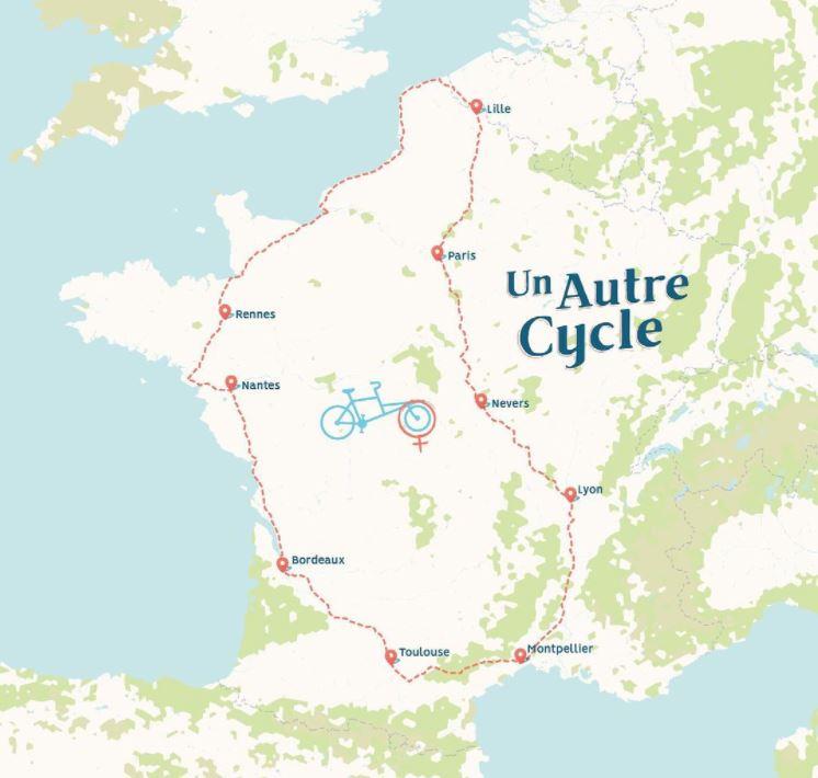 le guide du vélo au féminin